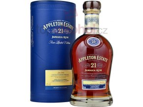 appleton estate 21yo rum in gift box
