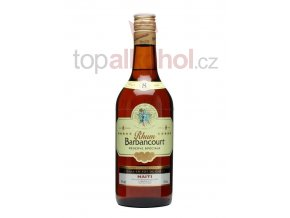 Barbancourt 8 yo 0,75l