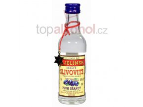Slivovitz Kosher R. Jelínek 0,05