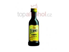 Fernet Stock Citrus 0,05l