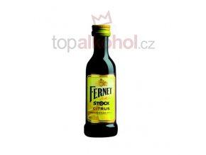 Fernet Stock Citrus 0,05l