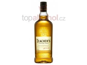 teachers highland cream blended scotch whisky 70cl