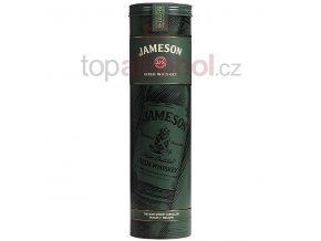 John Jameson Irish 40 % 0,7l plechová tuba