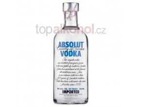 Absolut Blue 0,35l