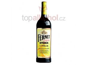 Fernet Stock Citrus 2,5l