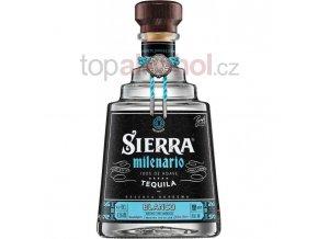Sierra Milenario Blanco 100% de Agave 41 % 0,7 l