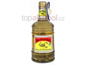 Scorpion Mezcal Reposado 0,7l