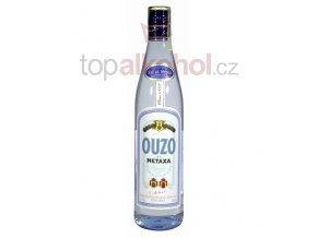 Ouzo by Metaxa 0,7l