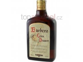 Barbero Gran Dessert 0,7l