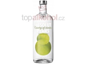 Absolut Pears 1l