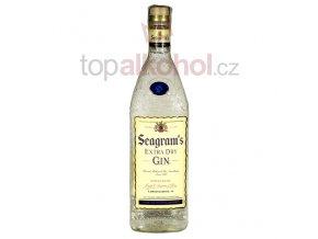 Seagrams gin 0,7l