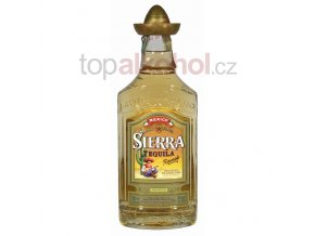 Sierra Gold 38 % 0,7 l