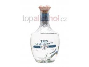 tequila sauza tres gener Plata