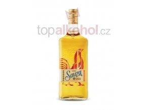 Tequila sauza gold