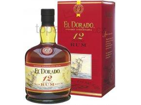 S EL005 El Dorado 12 YO rum