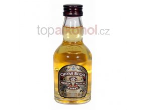Chivas Regal 12 yo 0,05 l