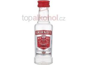 Smirnoff Red 37,5 % 0,05 l