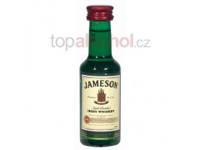 John Jameson Irish 0,05l