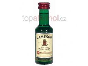 John Jameson Irish 40 % 0,05l
