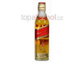 Johnnie Walker Red Label 0,35 l