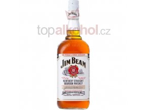 jim beam bourbon white label bottle 500x500