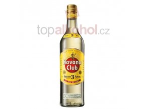 Havana Club 3 yo 0,7 l