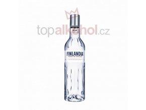 Finlandia 40 % sklo  0,5 l