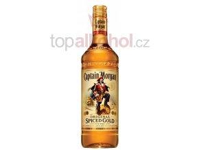 Captain Morgan Spiced Gold 35 % 1l