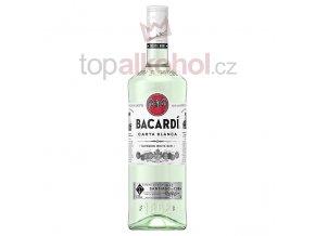 Bacardi Carta Blanca 1 l 37 %