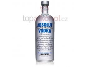 Absolut Blue 1 l