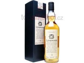 Linkwood 12 yo Flora and Fauna 0,7 l