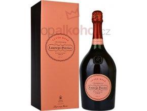 laurent perrier rose brut nv champagne magnum 150 cl in l p rose box