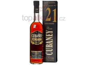 Cubaney Exquisito 21 Rum