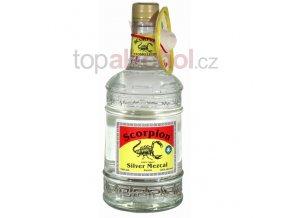 Scorpion Mezcal Silver 0,75l