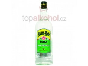 Rum Bar White Overproof 1l