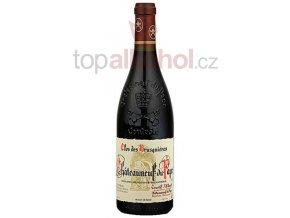 Chateauneuf du Pape Clos des Brusquiéres 0,75l