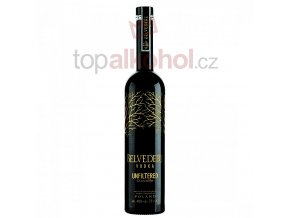 Belvedere Unfiltered Rare Diamond Rye 0,7l