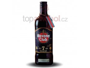 havana club 7 anos 1l