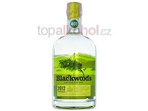 Blackwoods Vintage Dry Gin 0,7l