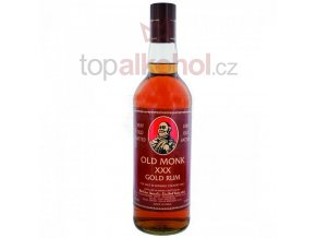 Old Monk XXX Gold Rum 0,7l