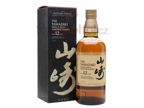 yamazaki 12yo pure malt whisky 43 07l
