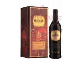 Glenfiddich 19yo red wine cask finish