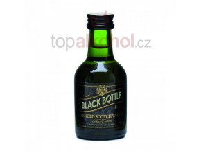 Black Bottle 0,05l