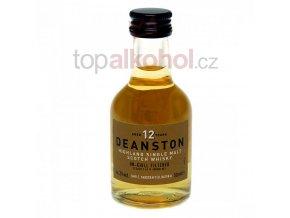 Deanston 12 yo 0,05 l