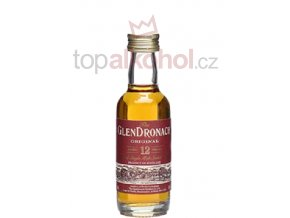 Glendronach 12yo mini