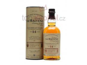 Balvenie 14 yo Old Carribean Cask 43 % 0,7 l