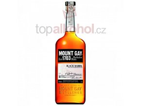 Mount Gay 1703 Black 0,7 l