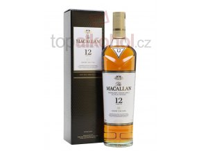 Macallan Sherry Oak 12 yo 0,7l