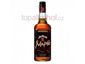 Jim Beam Maple 0,7l
