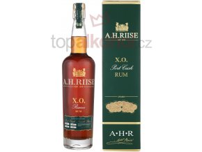 a.h.riise port cask